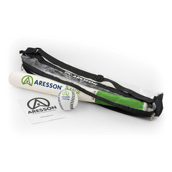 ARESSON image rounders bat and ball set (bat, ball, carry bag)