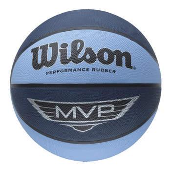 Wilson MVP Camp Basketball- Blue/black - SIZE 6
