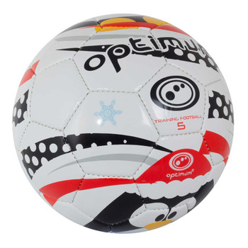OPTIMUM christmas penguin football - Size 4