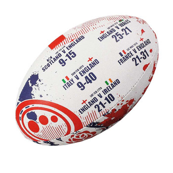 OPTIMUM Grand Slam Winners 2016 MIDI rugby ball