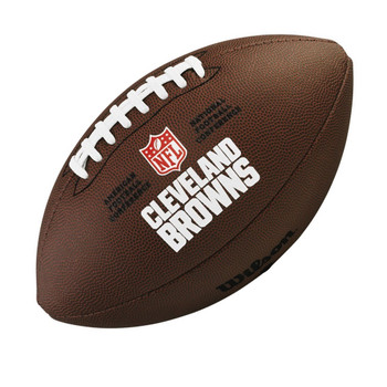 WILSON Cleveland Browns official NFL american football