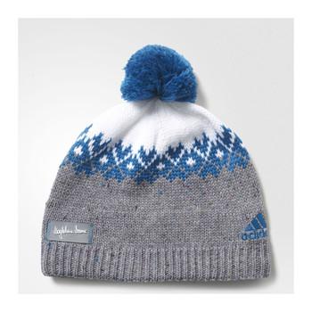ADIDAS Wintersport Beanie [grey/blue]