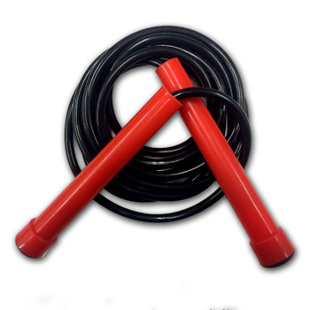PRECISION training jump rope [black/red]