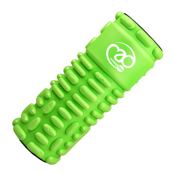 FITNESS MAD vari-massage foam roller [green]