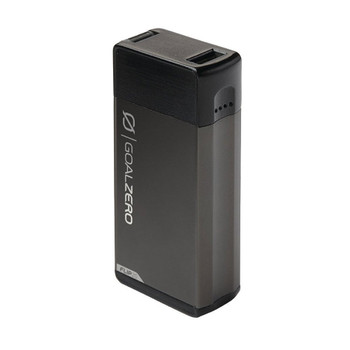 GOAL ZERO flip 20 phone re-charger power pack [charcoal]