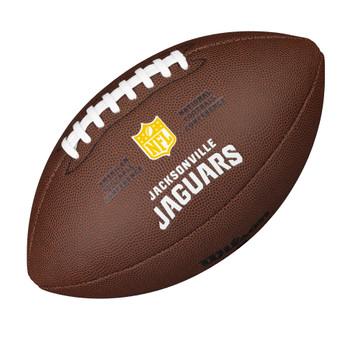 WILSON jacksonville jaguars NFL official senior composite american football