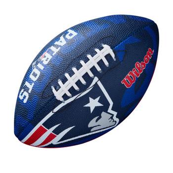 WILSON new england patriots NFL junior american football