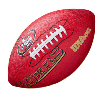 WILSON san francisco 49ers NFL junior american football