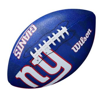 WILSON new york giants NFL junior american football