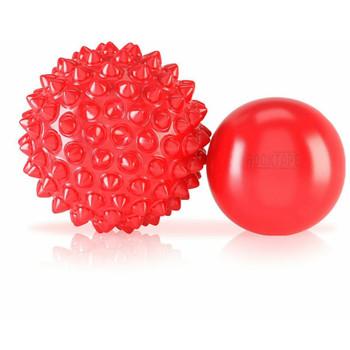 ROCKTAPE rock balls twin pack [red]