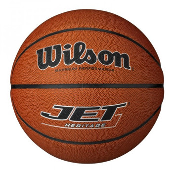 WILSON JET heritage  composite leather basketball [size 5]