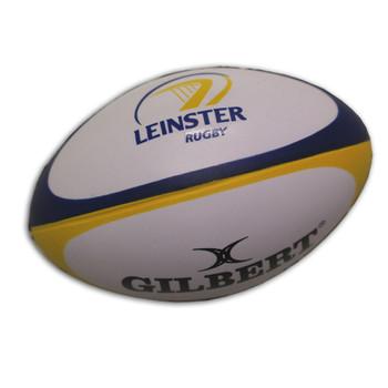 GILBERT leinster rugby stress ball [blue/yellow]
