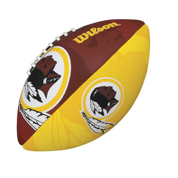 WILSON redskins washington NFL junior american football