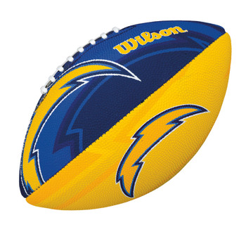 WILSON Chargers San Diego NFL junior american football