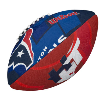 WILSON Houston Texans NFL junior american football