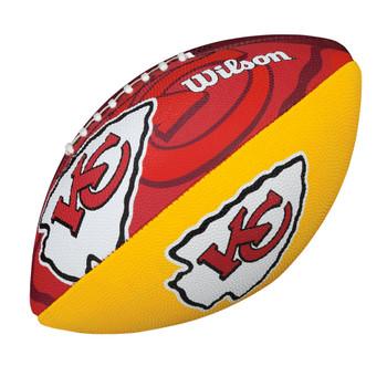 WILSON Kansas City Chiefs NFL junior american football