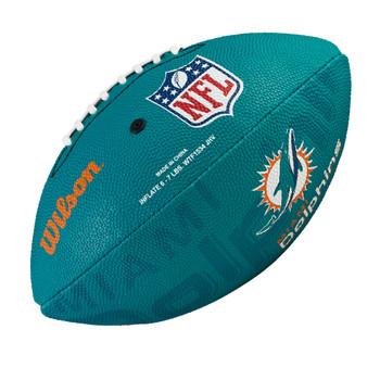 WILSON Miami Dolphins NFL junior american football