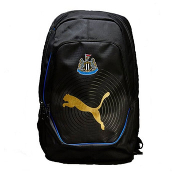 PUMA newcastle utd evopower football backpack  black  01bf6dd6f9c72