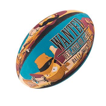 GILBERT randoms wild west rugby ball