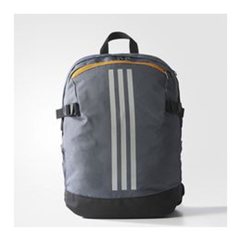 ADIDAS 3 stripes power backpack laptop [grey]