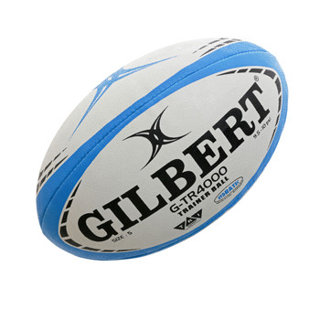 GILBERT G-TR4000 training rugby ball size 5 [blue]