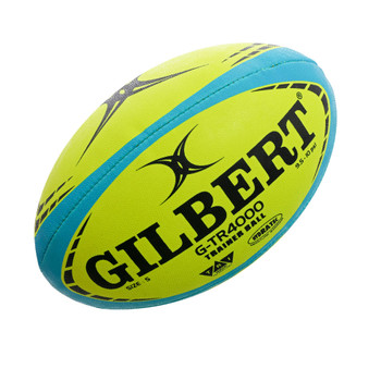 GILBERT G-TR4000 training rugby ball size 5 [fluoro]