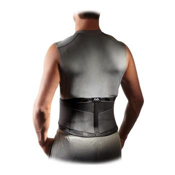 McDAVID back support brace adjustable 495 [black]
