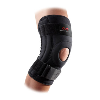 McDAVID 421 Knee Support with Stays - Large
