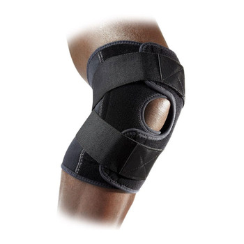 McDAVID 4195 Knee Support Adjustable with Cross Straps - [Medium]