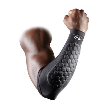 McDAVID 651 Hex Forearm Sleeves [black] - Large