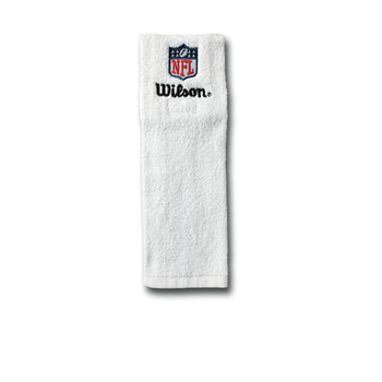 WILSON american football NFL field towel [white]