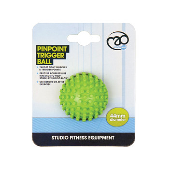 FITNESS MAD pinpoint trigger ball [green]