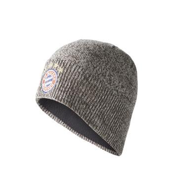 ADIDAS fc bayern munich beanie hat [grey]
