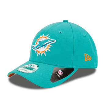 NEW ERA miami dolphins 9forty adjustable american football league cap [green]