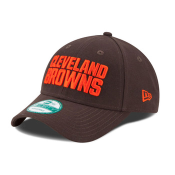 NEW ERA cleveland browns 9forty adjustable american football league cap [brown]