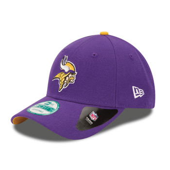NEW ERA minnesota vikings 9forty adjustable american football league cap [purple]