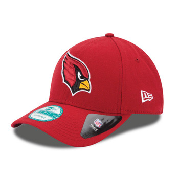NEW ERA arizona cardinals 9forty adjustable american football league cap [red]