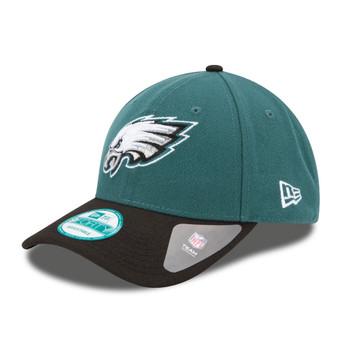 NEW ERA philadelphia eagles 9forty adjustable american football league cap [green]