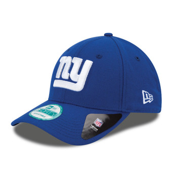 NEW ERA new york giants 9forty adjustable american football league cap [royal]