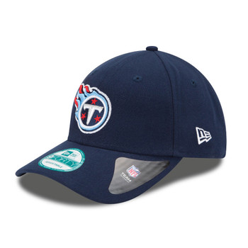 NEW ERA tennessee titans 9forty adjustable american football league cap [navy]