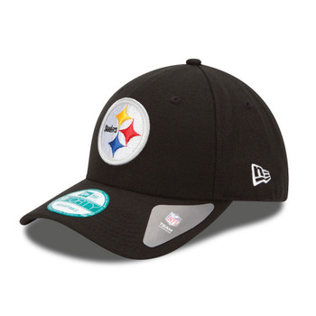 NEW ERA pittsburgh steelers 9forty adjustable american football league cap [black]