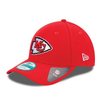 NEW ERA kansas city chiefs 9forty adjustable american football league cap [red]