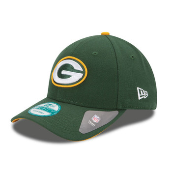 NEW ERA green bay packers 9forty adjustable american football league cap [green]