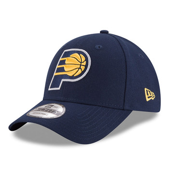 NEW ERA indiana pacers 9forty adjustable NBA basketball league cap [navy]