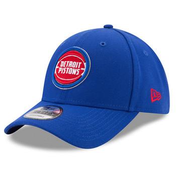 NEW ERA detroit pistons 9forty adjustable NBA basketball league cap [royal]