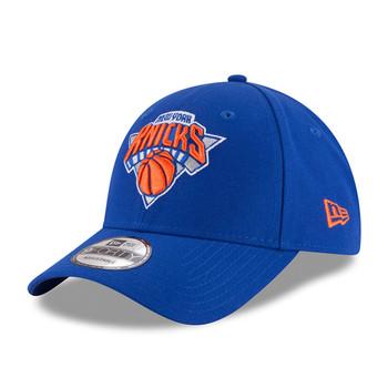 NEW ERA new york knicks 9forty adjustable NBA basketball league cap [royal]