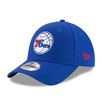 NEW ERA philadelphia 76ers 9forty adjustable NBA basketball league cap [royal]