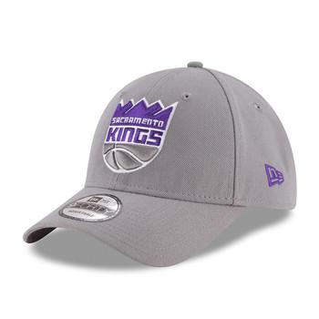 NEW ERA sacramento kings 9forty adjustable NBA basketball league cap [grey]