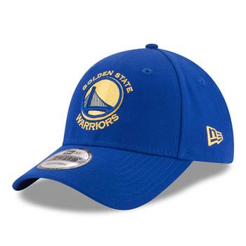 NEW ERA golden state warriors 9forty adjustable NBA basketball league cap [royal]
