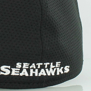 NEW ERA seattle seahawks performance 39thirty fitted american football cap [black]